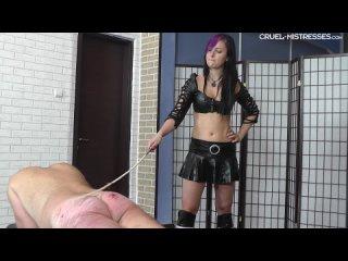 Caning Mistress Margo`s Hard Session