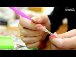 CHENYI DIY 5D алмазная живопись, вышивка крестиком,