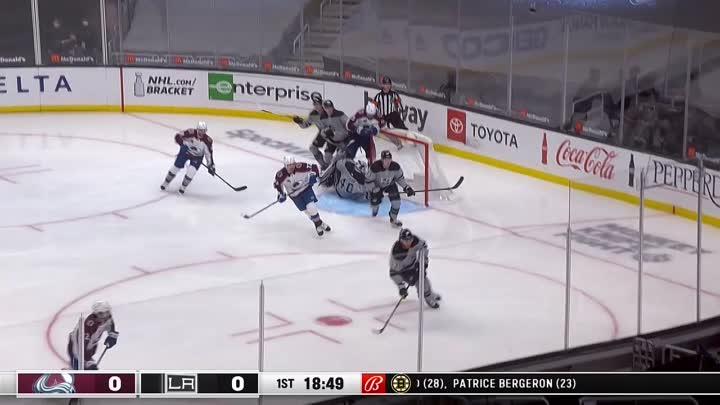 Colorado Avalanche vs Los Angeles Kings May 8, 2021 HIGHLIGHTS