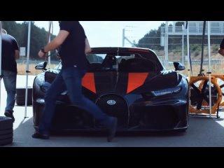 Новый гиперкар Bugatti в 2021, О рекорде Hennessey Venom F5, На что способен ПОЛ
