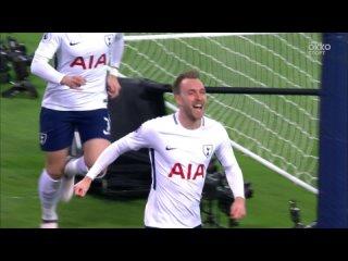 Гол Кристиана Эриксена в ворота МЮ на 11-й секунде матча