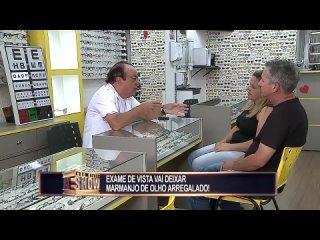 Сан-Паулу и окулист!!!