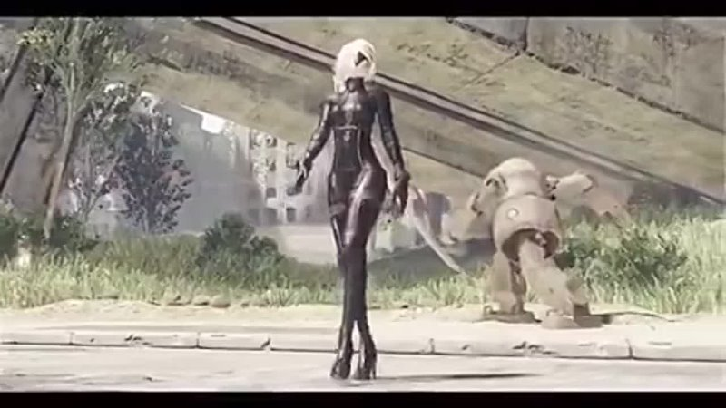Nier Automata is one of the best video games ever made and its sad that i can never experience it fully for the first time ever
