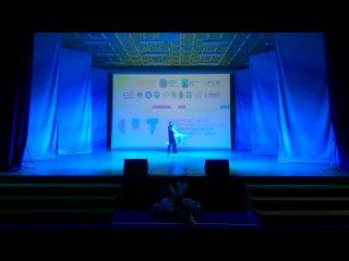 Спортивно-хореографическая студия «На контрасте» - «You are the reason», Алтайский государственный медицинский университет.