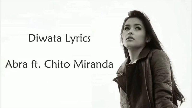 Diwata Lyrics Abra ft Chito Miranda 1080P HD mp4