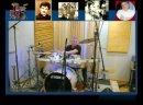 Любимые глаза.., drums Bob Khamdamson