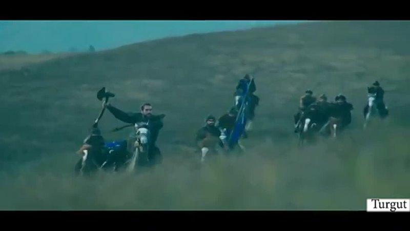 Turgut Alp Janam Fida e Haideri Ya Ali A S Fighting Scenes 360P mp4