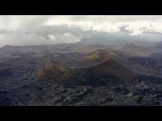 Камчатка 4К. Аэросъёмка вулканов и животного мира