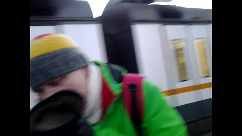Брат Сергей Станция Лобня 3