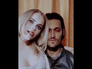 Christina Ricci and Vincent Gallo in 'Buffalo '66' (1998)