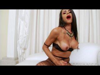 Alessandra Dotada [TS, Transsexual, Shemale, Latina, Solo, Big Tits, Handjob, Masturbation, Cumshot]