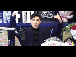290421 Отрывок из радиоэфира SBS Young Street с Ли Джуном