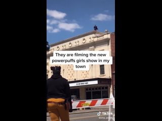 Gente! Novo vídeo das filmagens do episódio piloto de Powerpuff mostra alguém gritando