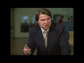 Размышляя о боксе. Алексей Киселёв 1980