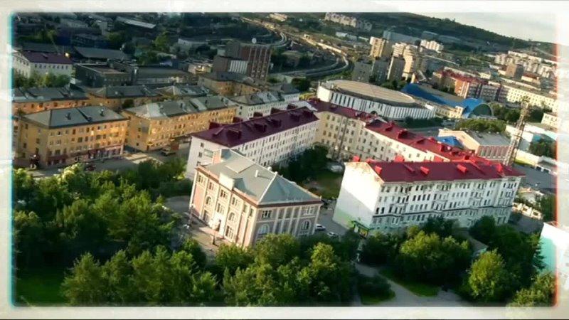 Самый первый кирпичный жилой дом в Мурманске