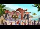 Мой любимый остров - Каралия. Винкс клуб 8 сезон 23 серия.