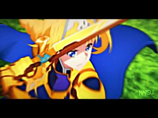 Alice | Amv Edit RAW daddy style | Sword Art Online / эдит Алиса / мастера меча онлайн