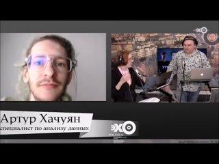 2021-04-23 Артур Хачуян - Современная технология, как сделать видеозвонок с чужим лицом и голосом