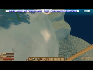 Jetzt live: Raft Chapter 2 - Zuhld + Nils