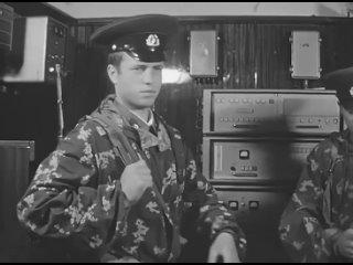 """Документальный фильм """"Наш Краснознамённый пограничный"""". 1979 г"""