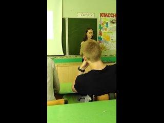 """Макарова Кристина """"Питание подростков"""""""