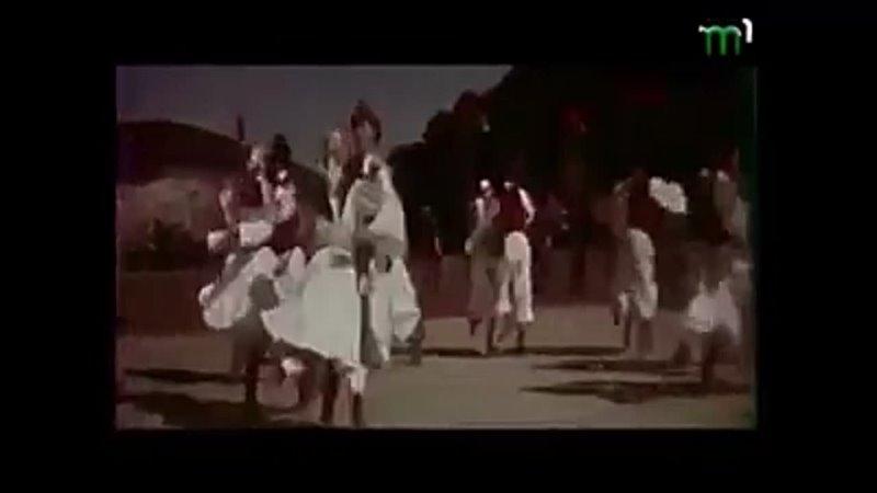Вiдео танцю карпаторусiнiв Ракiвчанка 1959 року mp4