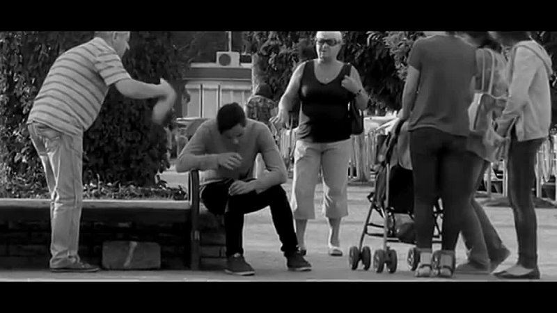 ЧЕЛОВЕК И СОБАКА хотите плакать смотрите По рассказу 'Прости меня пёс ' Юлии Тимониной mp4