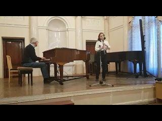 Танеев - Канцона