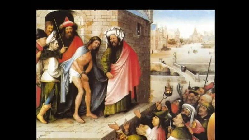 058 Иероним Босх Терновый венец Библейский сюжет