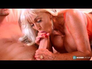 Sally D'Angelo Anal sex Busty Granny