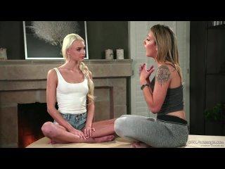 Sophia Grace и Emma Hix трахаются в киску обе и кончают от секса - Смотреть порно, секс видео. [Красивый секс, Кунилингус, Лесби
