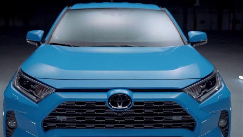 Все о Toyota RAV4. До мельчайших деталей!