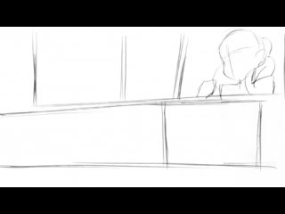 """Аниме :"""" Ежемесячное сёдзё Нозаки-куна"""" 4 серия/ WensonTV"""