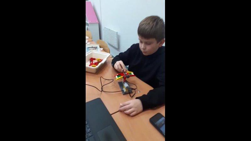 Робототехника Мухоловка Первые шаги в создании роботов