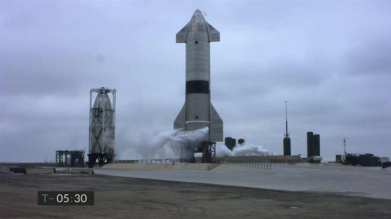 Starship sn 15 spacex