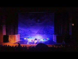 Балет Лебединое озеро 4