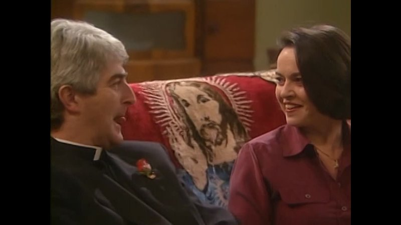 Отец Тед l Father Ted 1x05 And God Created Woman