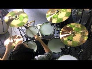 Centent Drum Cymbals - B8 Bronze series (14, 16, 18, 20) DEMO TEST