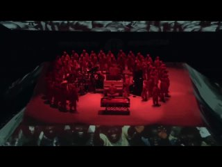 Keep on Movin' - Kanye West' Sunday Service at DMX Memorial Service