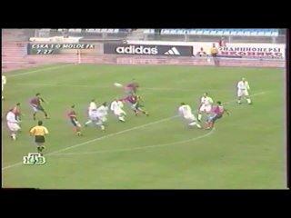 ЦСКА 2-0 Мольде. Лига чемпионов 1999_2000. Квалификация 2 раунд
