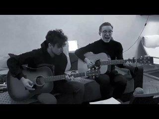 Jay Reyson x seryoojah - Volcano (Damien Rice cover)