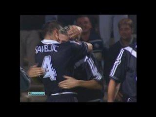 3 тур Бордо_2-1_Спартак._Лига_чемпионов_1999_2000