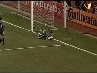 4 тур СПАРТАК - Бордо (Бордо, Франция) 1-2, Лига Чемпионов - 1999-2000