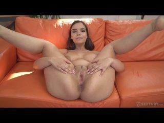 Sofia Lee - Busty Lusty - Anal Sex Teen Big Tits Masturbation Dildo Toy Reverse Cowgirl, Porn casting, anal, big tits, squirt,
