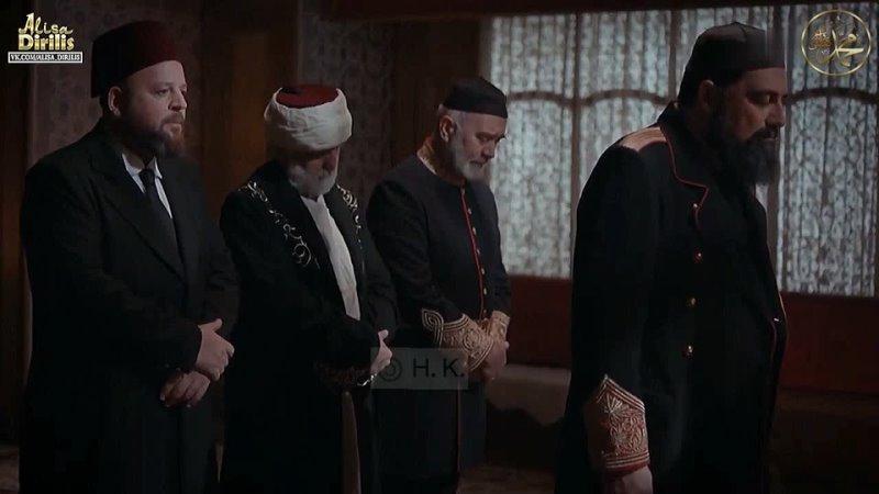 🏵Ифтар и намаз султана Абдулхамида,Тахсина паши,Исмаила Хаккы и Ахмеда Деяйедина-эфенди.Разговор султана Абдулхамида с шейхом✴️