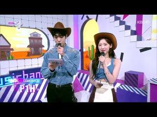 "· Show Cut · 210423 · OH MY GIRL (Arin) · KBS2 ""Music Bank"" ·"