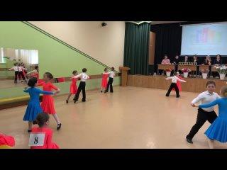 Маленький вальс 1 год обучения Студия танца «Эдельвейс»