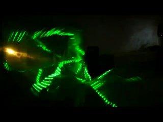 Восточные танцы шоу светодиодное Смирнова Евгения Самара