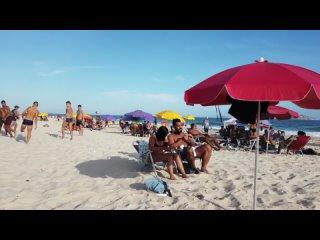 🇧🇷  RIO DE JANEIRO - IPANEMA BEACH BRAZIL 2021 [FULL TOUR]