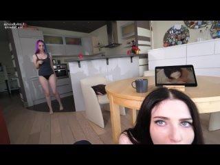 [PornHub] - Reislin LittleReislin - OMG  Step Sister Caught Me With Girlfriend And